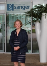 Sanger Institute discussed the value of EU funding with local MEP VickyFord